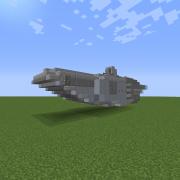 First Order Atmospheric Assault Lander
