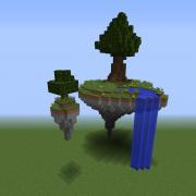 Floating Island Oasis