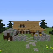 Fortified Medieval House 2
