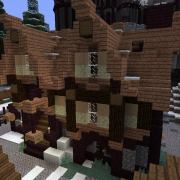 Fully Furnished Medieval Wooden Inn