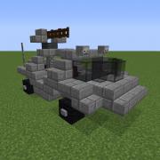 Futuristic Humvee 1