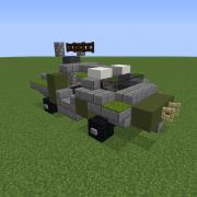 Futuristic Humvee 2