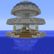 Search Water House Blueprints For Minecraft Houses Castles Towers And More Grabcraft