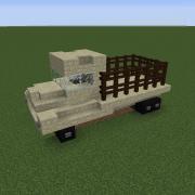 German Military Truck