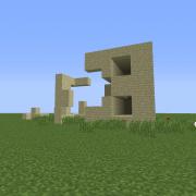 Giant Skull Ruin