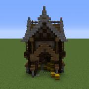 Gothic Barn