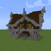 Gothic Medieval House 2