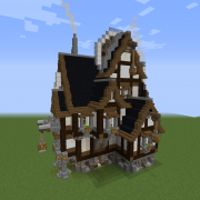 Industrial Steampunk House 3