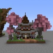 Search Japanese House Blueprints For Minecraft Houses Castles
