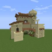 Japarabic Mansion
