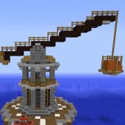 Kanos Harbour Crane