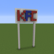 KFC Sign