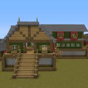 Large Rustic Tavern