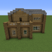 Wooden House 21
