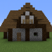 Low Class Medieval House 14