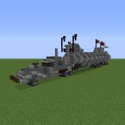 Mad Max War Rig Truck