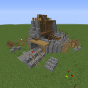 Mage Tower Under Construction 2