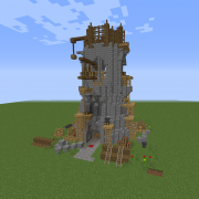 Mage Tower Under Construction 4