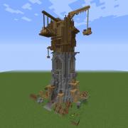 Mage Tower Under Construction 5