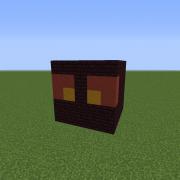 Magma Cube Statue