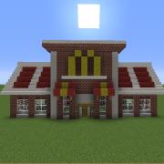 McDonald's Restaurant 1