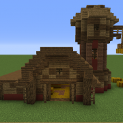 Medieval Barn/Stables