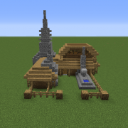 Medieval Blacksmith / Workshop