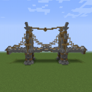 Bridges Blueprints For Minecraft Houses Castles Towers And More Grabcraft