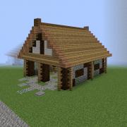 Medieval Community Tiny Barn