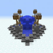 Medieval Fantasy Fountain Design 4