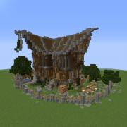 Medieval Fantasy Guild Hall