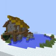 Medieval Farm Watermill