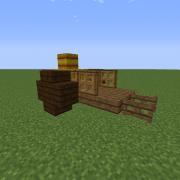 Medieval Hay Cart