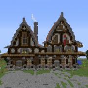 Medieval Island Village Tavern