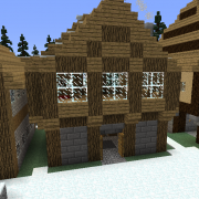 Medieval Middle Class House