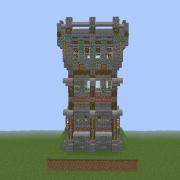 Medieval Midsize Watchtower v2