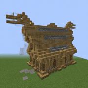 Medieval Nordic Barn
