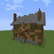 Medieval Peasant House 2