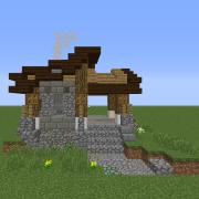 Medieval Poor House 7