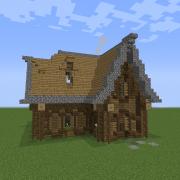 Medieval Rural House 1