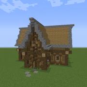 Medieval Rural House 2