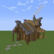 Houses Blueprints For Minecraft Houses Castles Towers And More Grabcraft