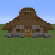 Medieval Settlement Barn
