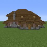Medieval Settlement Tavern/Inn