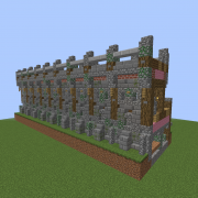 Search Castle Wall Blueprints For Minecraft Houses Castles