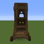 Medieval Siege Tower