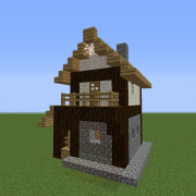 Search Tiny House Blueprints For Minecraft Houses Castles Towers And More Grabcraft