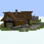 Medieval Village Farm