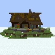 Medieval Village Tavern