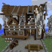 Medieval Woodmill